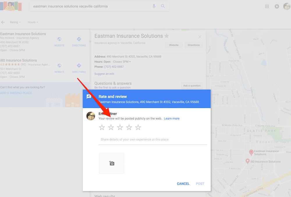 insurance agency Vacaville CA