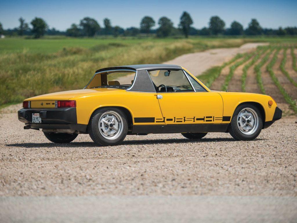 Porsche 914 Insurance Vacaville CA