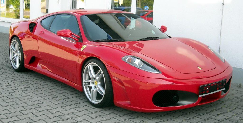 Ferrari F430 Insurance In California